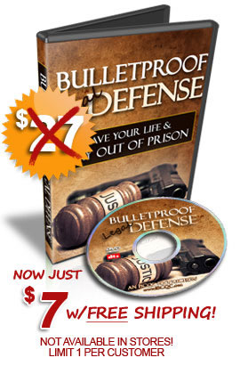 Bulletproof Defense DVD